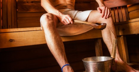 Saunas in Estonian Spas