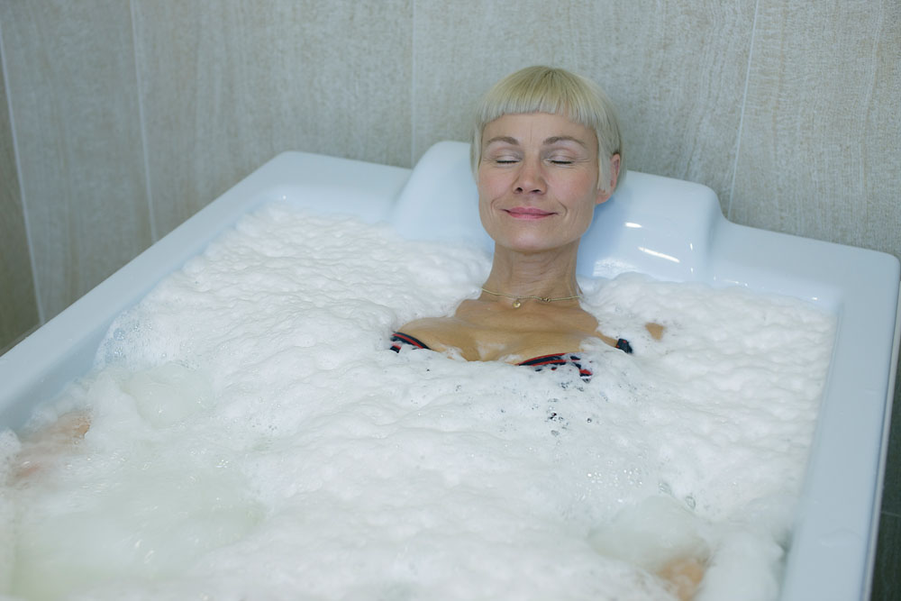 Water therapy in Estonian Spas - Spa center