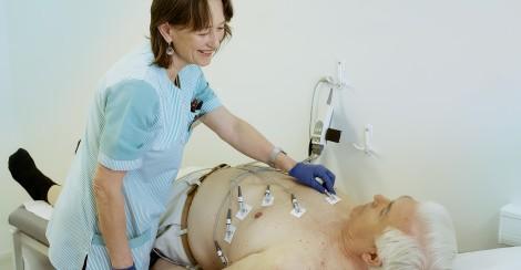 Holter monitoring in Estonian Spas