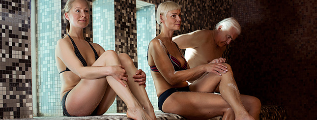Saunas in Estonian Spas