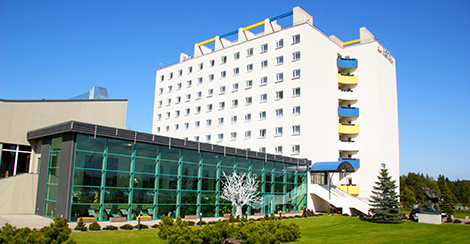 Toila Spa Hotel in the Eastern of Estonia