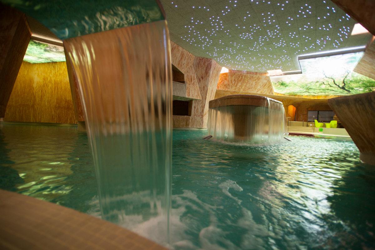 resort sauna centre