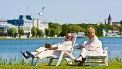 Spa Therapy package, 7 nights in Spa Hotel Laine in Haapsalu, Estonia